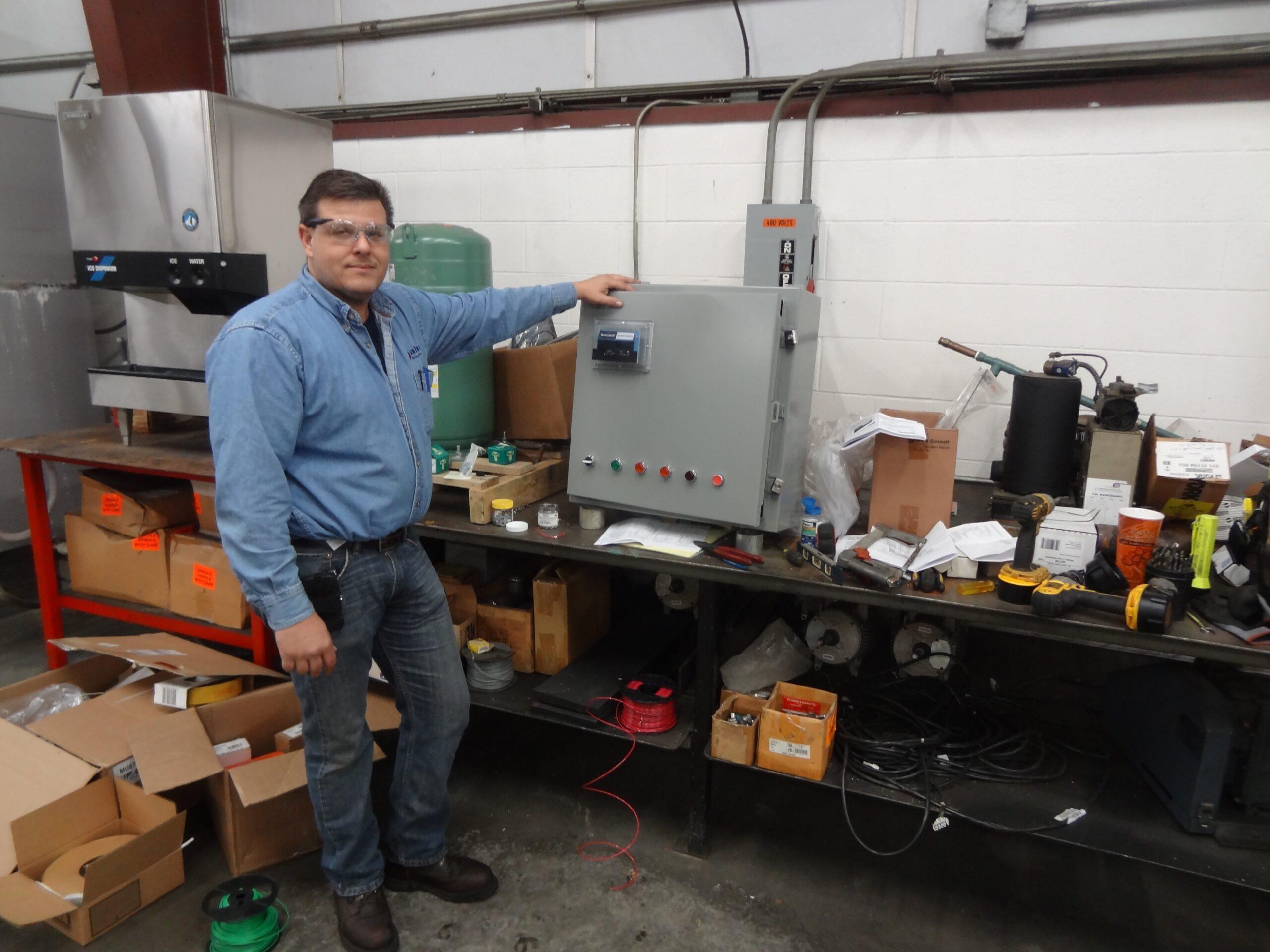 Boiler Service technician