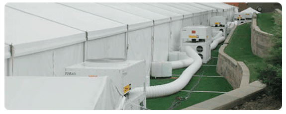 mobile cooling units