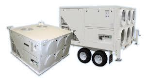 HVAC Equipment Rental Sourcing